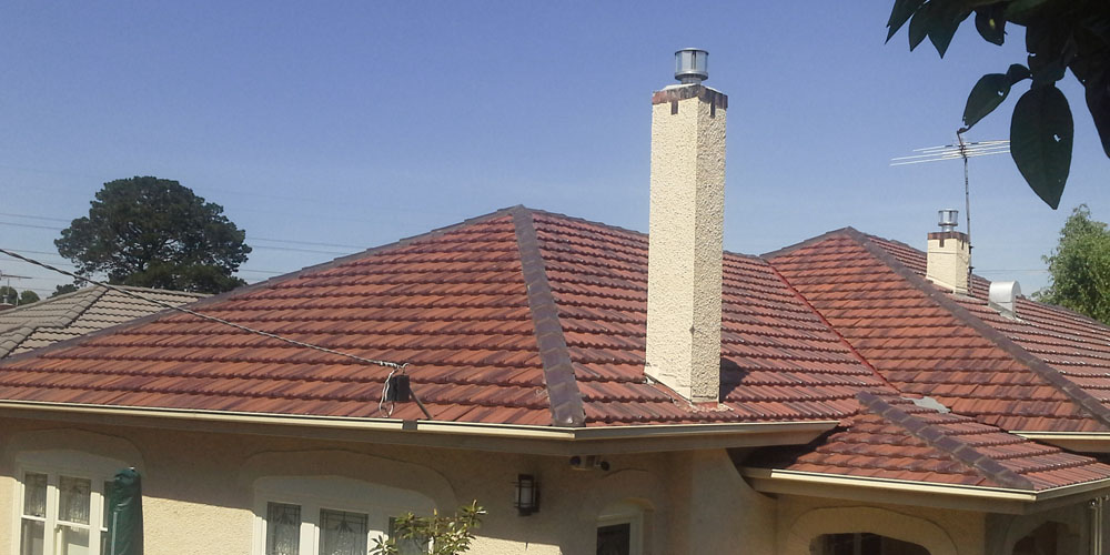 Terracotta Roof Tiles Camberwell Potteries Re Roofing